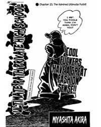 Shiritsu Kiwamemichi Koukou 21 Volume No. 21 by Akira, Miyashita