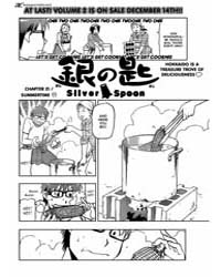 Silver Spoon 21 : Summer Time 11 Volume Vol. 21 by Hiromu, Arakawa