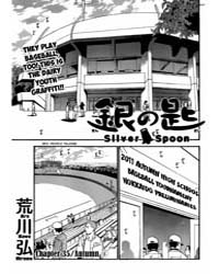 Silver Spoon 35 : Autumn 4 Volume Vol. 35 by Hiromu, Arakawa