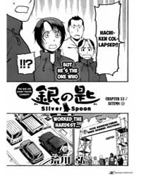 Silver Spoon 53 : Autumn 22 Volume Vol. 53 by Hiromu, Arakawa