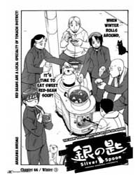 Silver Spoon 66 : Winter 3 Volume Vol. 66 by Hiromu, Arakawa
