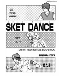 Sket Dance 161: Roomshare Slapstick Volume Vol. 161 by Kenta, Shinohara