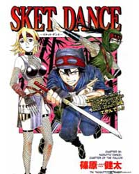 Sket Dance 18: Nusutto Dance - Chapter o... Volume Vol. 18 by Kenta, Shinohara