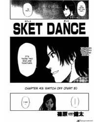 Sket Dance 43: Switch Off Part B Volume Vol. 43 by Kenta, Shinohara
