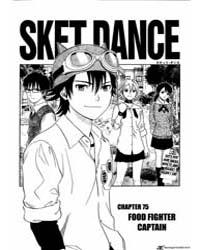 Sket Dance 75: Food Fighter Captain Volume Vol. 75 by Kenta, Shinohara