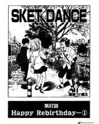 Sket Dance 87: Happy Rebirthday 1 Volume Vol. 87 by Kenta, Shinohara