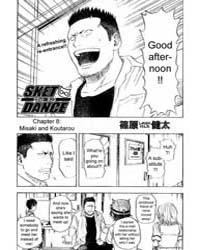 Sket Dance 8: Misaki and Koutarou Volume Vol. 8 by Kenta, Shinohara