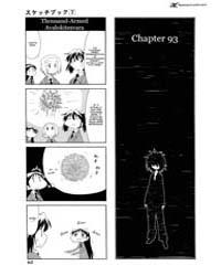 Sketchbook 93 Volume Vol. 93 by Kobako, Totan