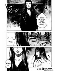 Skyhigh Karma 21: Karma Volume Vol. 21 by Takahashi, Tsutomu