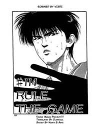 Slam Dunk 114 : Rule the Game Volume Vol. 114 by Takehiko, Inoue