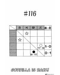 Slam Dunk 116 : Gori is Back Volume Vol. 116 by Takehiko, Inoue