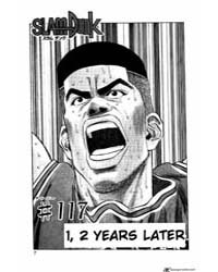 Slam Dunk 117 : 1, 2 Years Volume Vol. 117 by Takehiko, Inoue