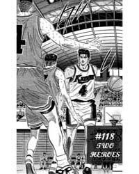 Slam Dunk 118 : Two Heroes Volume Vol. 118 by Takehiko, Inoue