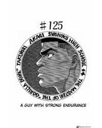 Slam Dunk 125 : a Guy with Strong Endura... Volume Vol. 125 by Takehiko, Inoue