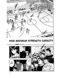 Slam Dunk 126 : Maximum Strength Capacit... Volume Vol. 126 by Takehiko, Inoue