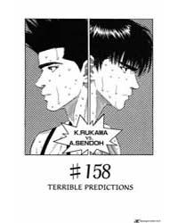 Slam Dunk 158 : Terrible Predictions Volume Vol. 158 by Takehiko, Inoue