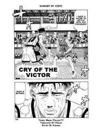 Slam Dunk 170 : Cry of the Victor Volume Vol. 170 by Takehiko, Inoue