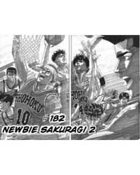 Slam Dunk 182 : Newbie Sakuragi 2 Volume Vol. 182 by Takehiko, Inoue