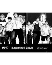 Slam Dunk 197 : Basketball Shoes Brand N... Volume Vol. 197 by Takehiko, Inoue