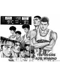 Slam Dunk 214 : the Desire for Winning Volume Vol. 214 by Takehiko, Inoue