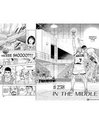 Slam Dunk 238 : in the Middle Volume Vol. 238 by Takehiko, Inoue