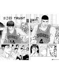 Slam Dunk 249 : Trust Volume Vol. 249 by Takehiko, Inoue