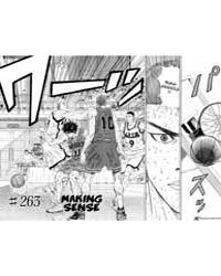 Slam Dunk 263 : Makes Sense Volume Vol. 263 by Takehiko, Inoue