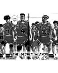 Slam Dunk 26 : Secret Weapon Volume Vol. 26 by Takehiko, Inoue