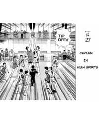 Slam Dunk 27 : Captain in High Spirits Volume Vol. 27 by Takehiko, Inoue