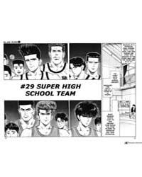 Slam Dunk 29 : Super High School Team Volume Vol. 29 by Takehiko, Inoue