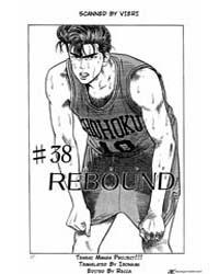Slam Dunk 38 : Rebound Volume Vol. 38 by Takehiko, Inoue