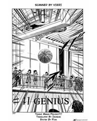 Slam Dunk 41 : Genius Volume Vol. 41 by Takehiko, Inoue