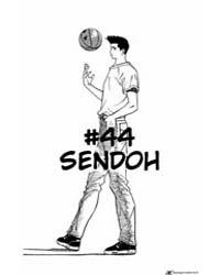 Slam Dunk 44 : Sendoh Volume Vol. 44 by Takehiko, Inoue