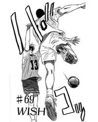 Slam Dunk 69 : Wish Volume Vol. 69 by Takehiko, Inoue
