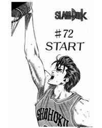 Slam Dunk 72 : Start Volume Vol. 72 by Takehiko, Inoue
