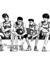 Slam Dunk 74 : Team of Problematic Child... Volume Vol. 74 by Takehiko, Inoue