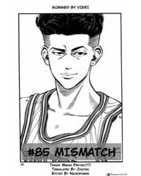 Slam Dunk 85 : Mismatch Volume Vol. 85 by Takehiko, Inoue