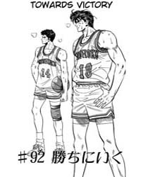 Slam Dunk 92 : Towards Victory Volume Vol. 92 by Takehiko, Inoue