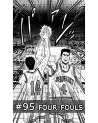 Slam Dunk 95 : 4 Fouls Volume Vol. 95 by Takehiko, Inoue