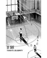 Slam Dunk 98 : Today's Celebrity Volume Vol. 98 by Takehiko, Inoue