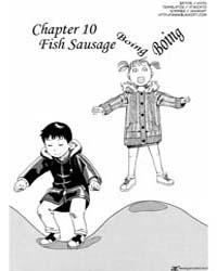 Soredemo MacHi Wa Mawatteiru 10: Fish Sa... Volume Vol. 10 by Masakazu, Ishiguro