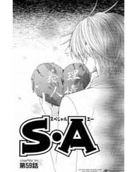 Special a 59 Volume Vol. 59 by Maki, Minami