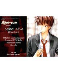 Spiral Alive 6: Isolate the Hedge Volume No. 6 by Kyou, Shirodaira