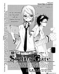 Steins Gate 3: 3 Volume Vol. 3 by Yomi, Sarachi