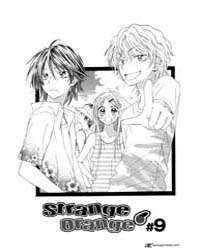 Strange Orange 9 Volume Vol. 9 by Asahina, Yuuya