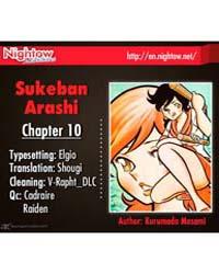 Sukeban Arashi 9 Volume No. 9 by Masami, Kurumada