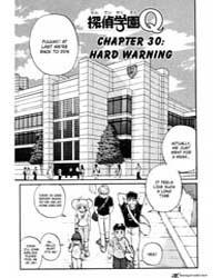 Tantei Gakuen Q 30: Hard Warning Volume Vol. 30 by Aoki, Yuya