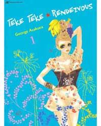 Teke Teke Rendezvous 1: Rilke to Cats Volume No. 1 by Asakura, George