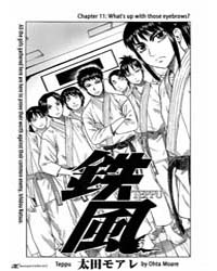 Teppu 10: There is Only One Way to Sharp... Volume Vol. 10 by Moare, Futada
