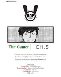 The Gamer 5 Volume No. 5 by San-young, Sung